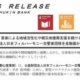 『日本フィルが資本性劣後ローンの融資を獲得』の画像