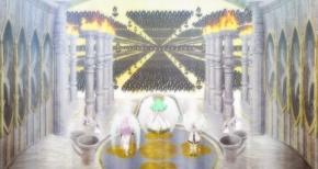 【神撃のバハムート VIRGIN SOUL】2期12話 感想 戦が始まる