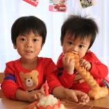 『1歳パンのご報告とデニッシュ食パンのレッスンについて』の画像