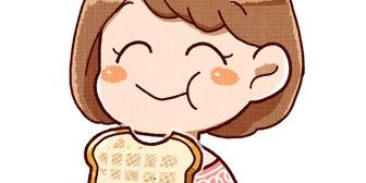 【友やめ】友人のことを庇ったり慰めたりしてた。 →ある時、友人が手作りのパンをくれた。→プレゼント攻撃がすごくて…