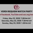 ヴェルディの「レクィエム」(ムーティ/CSO) ネット映像