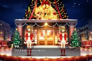 【ミリシタ】『ミリオンフェス』開催!1日1回10連無料!&『Large Size Party』にデュオライブ追加!&歌織・紬のフェス限SSRにマスターランク5追加!