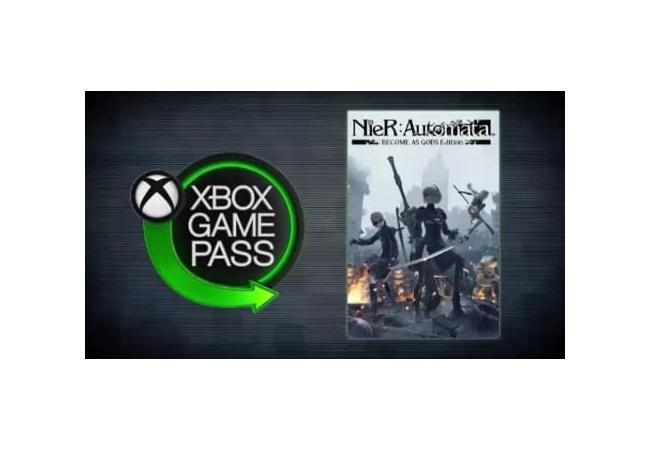 ニーア、Xbox Game Pass入り