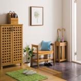 『「美しい玄関の収納術」と「みんなの玄関インテリア・実例集」 1/2 【インテリアまとめ・一人暮らし 収納 】』の画像