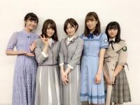 欅坂の学力メン原田葵、乃木坂の学力メン山崎怜奈