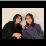 『【元乃木坂46】上白石萌歌、まさかの長年の『伊藤万理華ファン』だったことが判明!!!2ショット写真を公開wwwwww』の画像