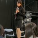 東京大学第66回駒場祭2015 その57(ミス&ミスター東大コンテスト2015/小口眞緒)