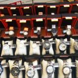 『ワゴン内ブランド時計¥10000+税均一セール開催』の画像