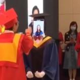 『【中国最新情報】「ロボットを使って卒業証書授与」』の画像