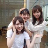 『【乃木坂46】『楽屋番長』この最強3人衆を見よ!!!』の画像