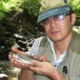 「尺イワナの宝庫」と教わった溪で尺イワナを釣った!のサムネイル