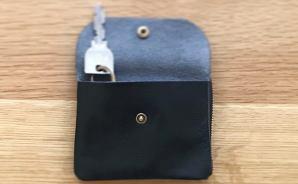 鍵の紛失防止で財布と