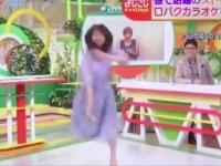 【日向坂46】森香澄アナ、ソンナコトナイヨを踊る。