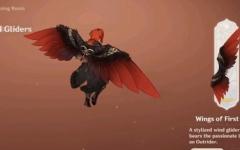【原神】キャラモチーフの翼、どれが好き?
