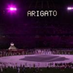 【動画】東京五輪、たくさんのアスリート達から「ARIGATO ありがとう」が届く!