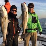 『東京シーバス番外編【ボートシーバスでランカー&食べて美味しい魚】』の画像