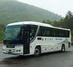2021年5月16日フジエクスプレス 中央高速バス富士五湖線1352便(富士芝桜会場~バスタ新宿)