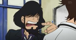 【ルパン三世】第4話 感想 一流ガンマン次元のウルトラC炸裂!でも虫歯w【2015】