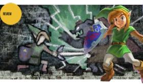【ゲーム】  「ゼルダの伝説 神々のトライフォース2」が 12月26日に 発売するぞ!!    海外の反応