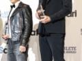 【悲報】那須川天心とバスケ選手の写真、とんでもないことになってしまう