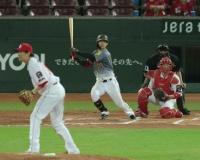中野拓夢(遊) .275 28打点 22盗塁←コイツがドラ6まで残っていたという事実