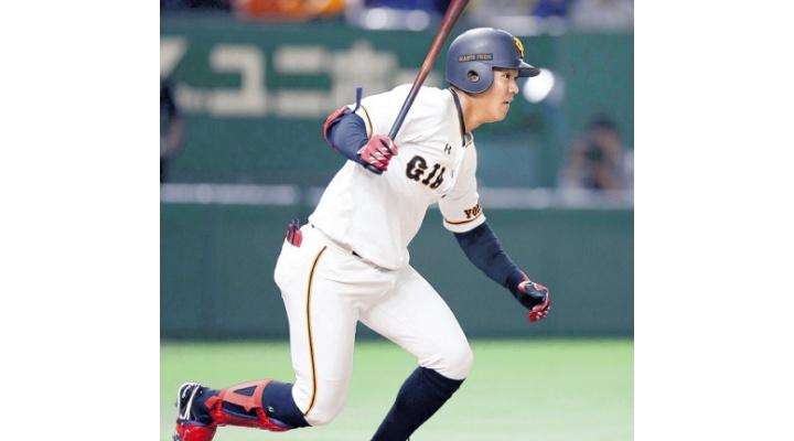 【 報知 】原辰徳「巨人の新人、田中俊は持ち前の脚力、大城はバットのヘッドを下げない持ち前の打撃センスを見せた」