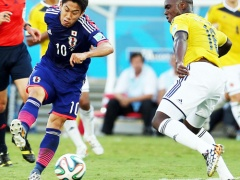 【日本代表】コロンビア戦を終えて・・・選手インタビュー
