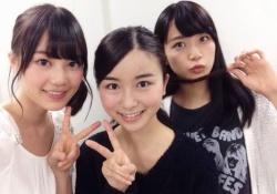 笑顔が最高すぎる佐々木琴子&生田絵梨花・・・どっちも可愛すぎるだろwwwww