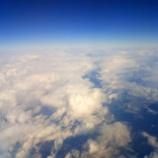 『雲の波間に』の画像