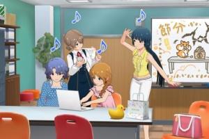 【ミリシタ】『4Luxury』の固有モーションが登場!