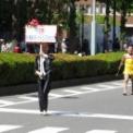 2013年横浜開港記念みなと祭国際仮装行列第61回ザよこはまパレード その76(杉浦紀子バトンスタジオ)