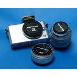 『OLYMPUS マイクロ一眼 PEN mini E-PM1 を一年落ちの6割引で買った【Amazonで投げ売り】』の画像