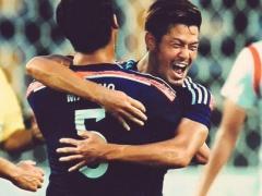【動画】日韓戦、前半終了!森重のハンドでPKを献上、先制を許すも山口の代表初ゴールで1-1の同点!