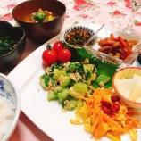 『カフェクロトのマルシェで買った無農薬野菜でベジ薬膳♪』の画像