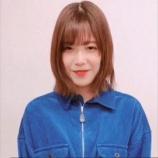 『コメント動画公開!欅坂46渡邉理佐1st写真集公式Twitter開設!』の画像