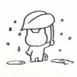 『意地でも梅雨入りしないつもり』の画像