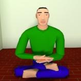 『無我の瞑想』の画像