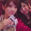 加藤玲奈c出演の映画を見に行ったゆうなぁの4列後ろにさやめぐがいた!という奇跡!