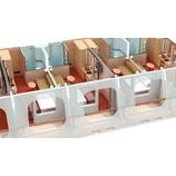 『カーニバルの新造船 弓形バルコニーの謎』の画像