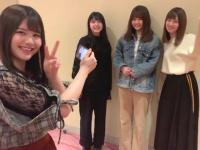 【乃木坂46】渡辺みり愛と中村麗乃がほとんど話した事ないらしいけど...