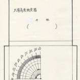 『太陽・星・建物・高度測定器を作ろう!』の画像