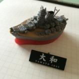 『あの「アオシマ」が、ガチャ「デフォルメ連合艦隊」を発売!』の画像