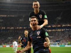 【 クロアチア vs イングランド】試合結果!クロアチアが初の決勝進出!イングランドに逆転勝利…120分間の死闘を制す!