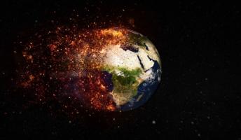 """【終了】「2040年に人類滅亡、2020年から""""変化""""始まる」文明は環境汚染と人口増加の影響で崩壊する"""