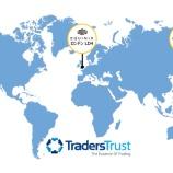 『Traders Trust(トレーダーズトラスト)が、東京に2つのサーバー増設・移行!』の画像