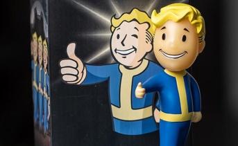 『Fallout 76』VAULT BOY のLEDランプが発売