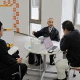 『オーダーメイド洗剤を製造している鈴木商産株式会社の鈴木さん 今後も全力で応援します!』の画像