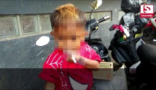 1日40本喫煙するインドネシアの2歳児が話題に(海外の反応)