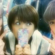 【速報】 菅谷梨沙子に続いて夏焼雅も髪色を紫にチェンジ アイドルファンマスター
