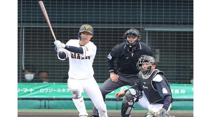 巨人・元木ヘッドコーチ「吉川尚はセンスあるよね」